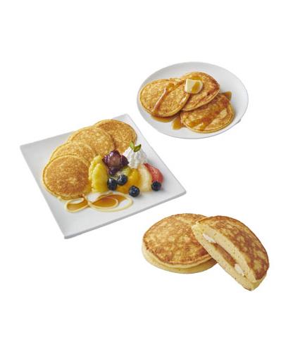 フレンチトースト風パンケーキ