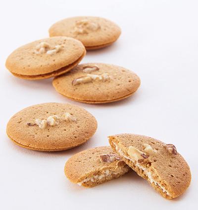 焦がしバタークッキー